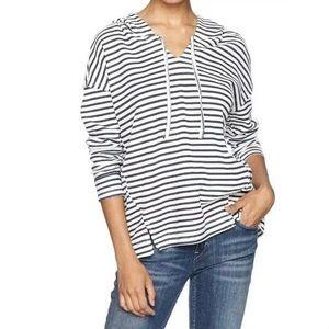 Roxy Striped Shirt with Hood